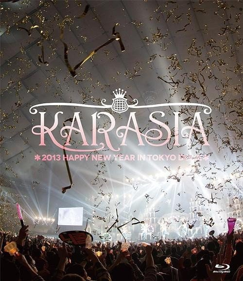 KARA Karasia 2013 Happy New Year in Tokyo Dome  BluRay 1080p Flac 2.0 x265 10bit