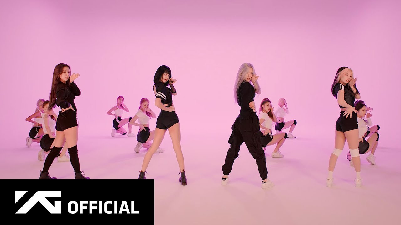 BLACKPINK – How You Like That (Performance ver.) MP4 2160p