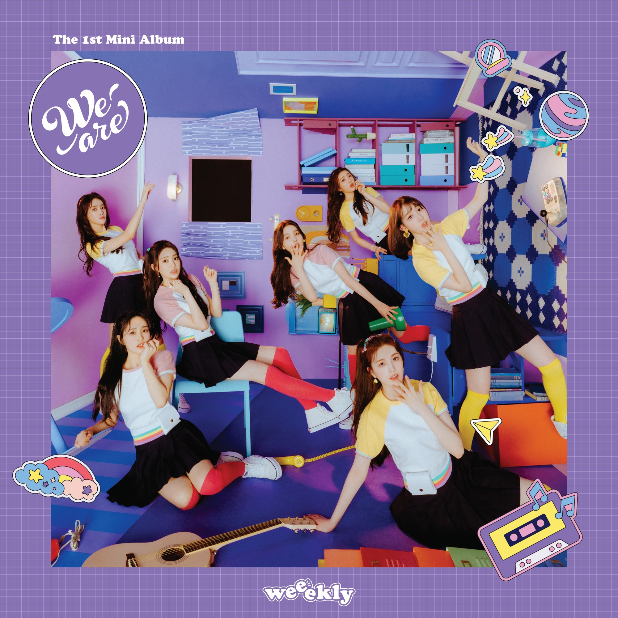 Weeekly (위클리) – We are [FLAC + MP3 320 / WEB] [2020.06.30]