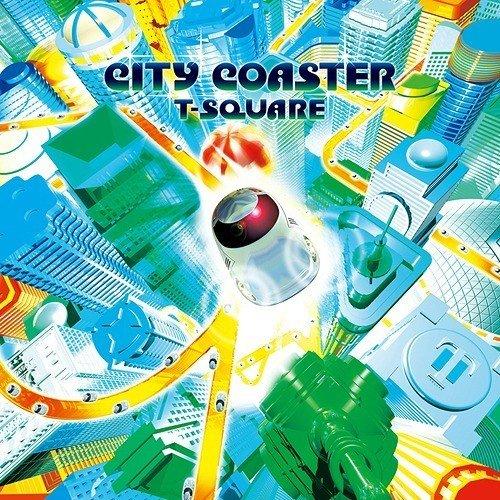 T-SQUARE – City Coaster [FLAC 24bit/44,1kHz]