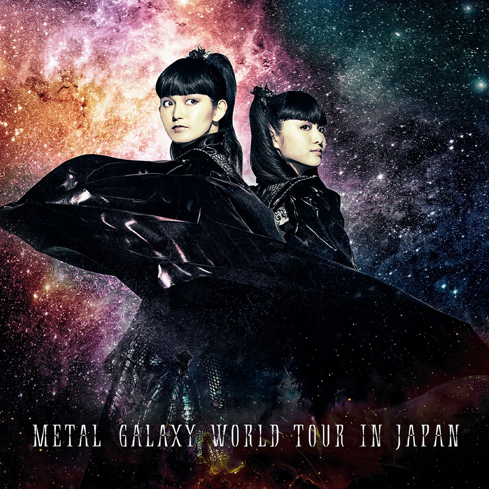 BABYMETAL – METAL GALAXY WORLD TOUR IN JAPAN (2020) [CD FLAC + Blu-ray]
