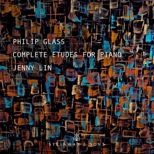 Jenny Lin – Glass Complete Etudes for Piano [e-Onkyo FLAC 24bit/192kHz]
