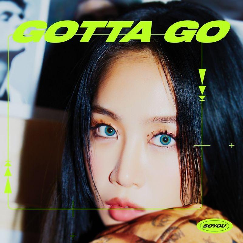 Soyou (소유) – GOTTA GO [FLAC + MP3 320 / WEB] [2020.07.28]