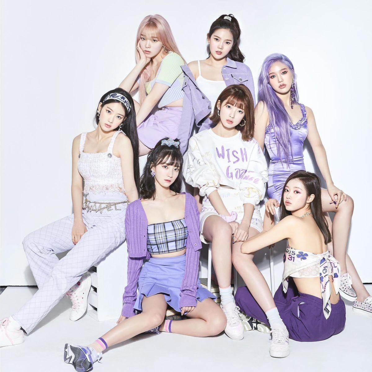 OH MY GIRL (오마이걸) – Nonstop (Japanese Version) [FLAC + MP3 320 / WEB] [2020.06.29]