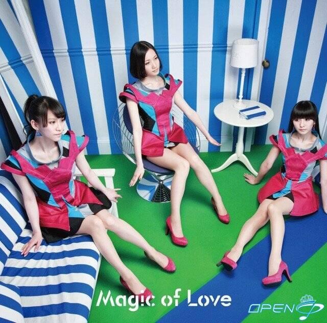 Perfume – Magic of Love (2013) [FLAC 分軌]