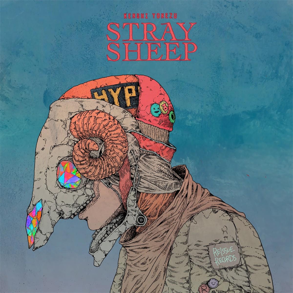 米津玄師 (Kenshi Yonezu) – STRAY SHEEP [CD FLAC + Blu-rayISO] [2020.08.05]