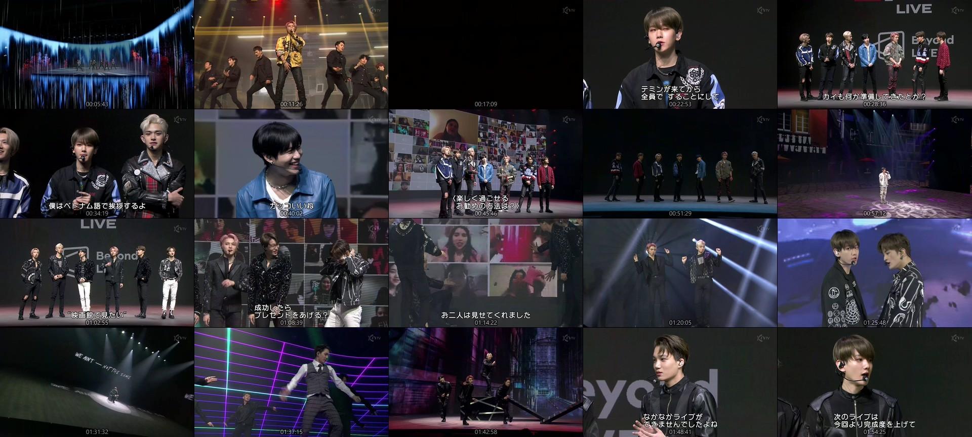SuperM (슈퍼엠) – SuperM – Beyond The Future (KNTV801 2020.09.12)