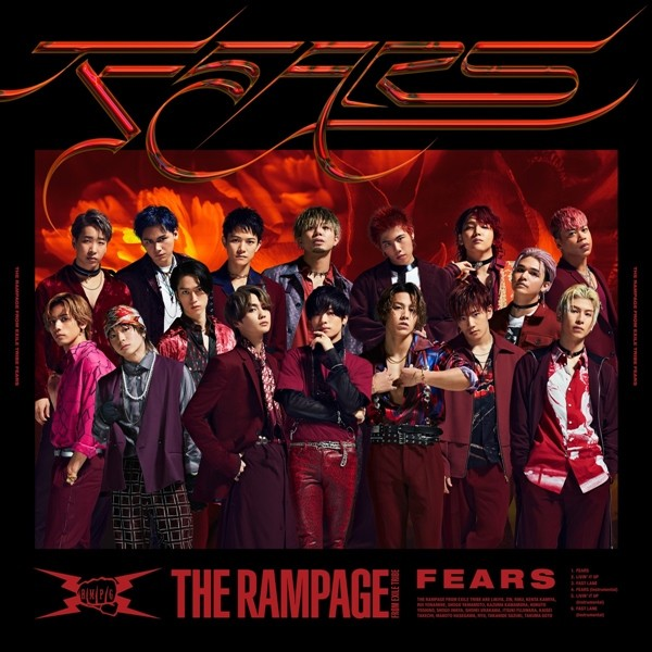 THE RAMPAGE from EXILE TRIBE – LIVIN' IT UP [FLAC + AAC 256 / WEB] [2020.09.11]
