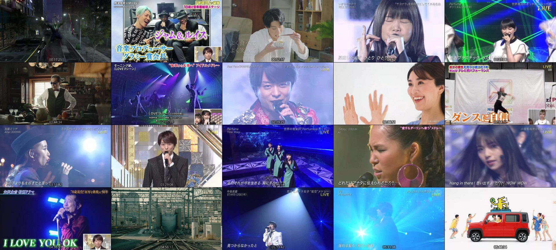 THE MUSIC DAY – THE MUSIC DAY Part2 (NTV 2020.09.12)