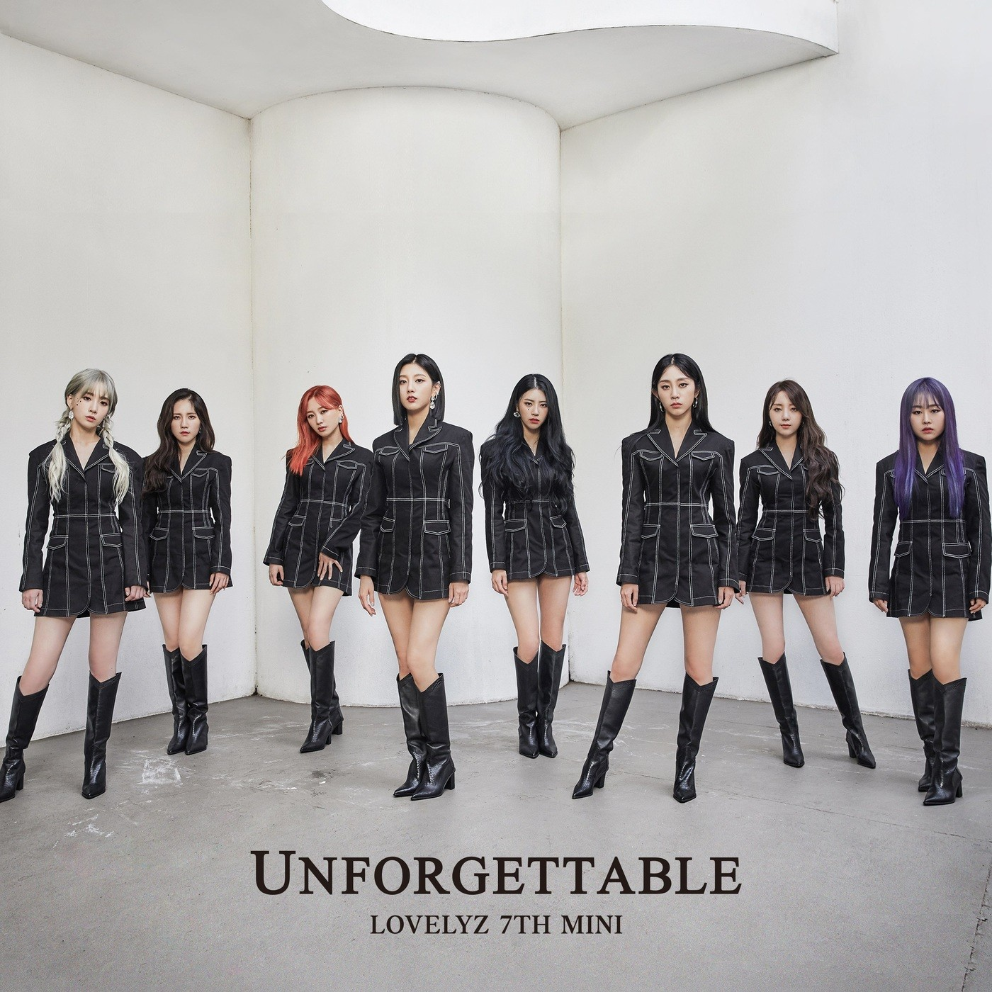 Lovelyz (러블리즈) – Lovelyz 7th Mini Album [Unforgettable] [FLAC + MP3 320 / WEB] [2020.09.01]