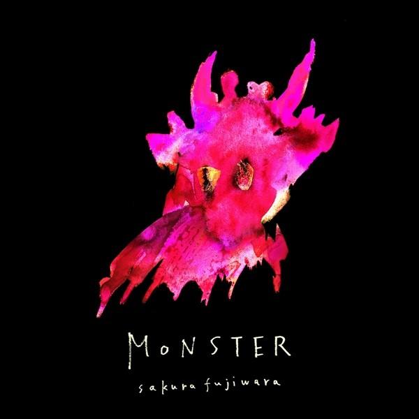 藤原さくら (Sakura Fujiwara) – Monster [FLAC + AAC 256 / WEB] [2020.07.29]