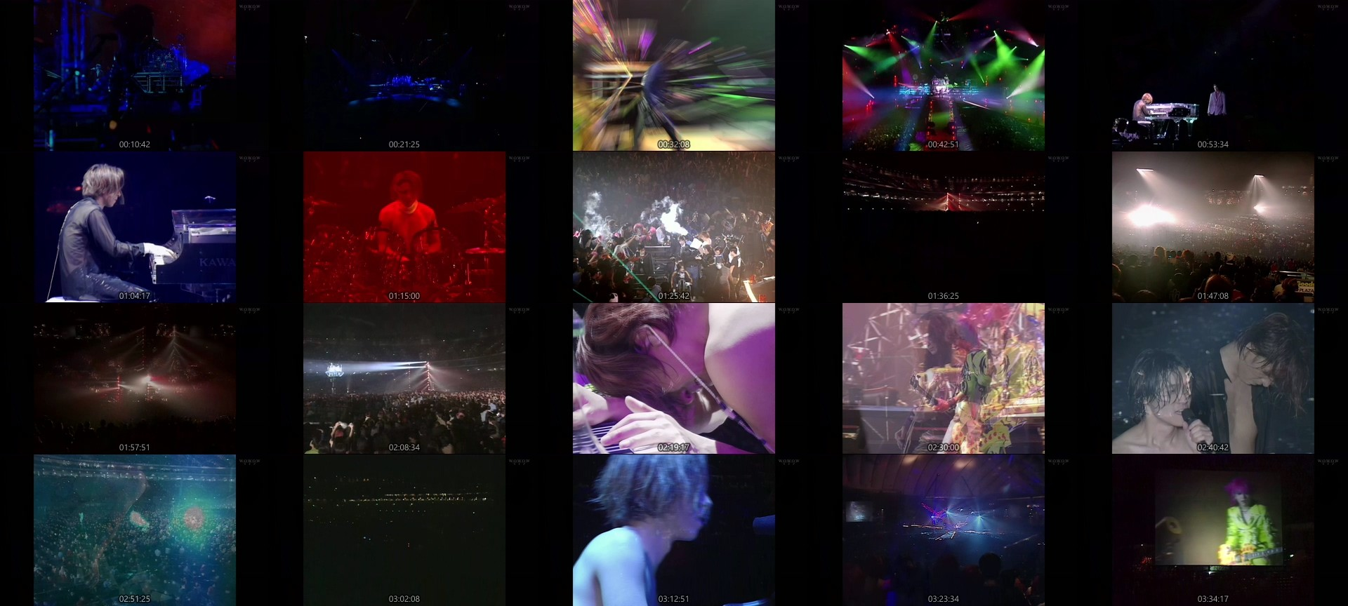 X JAPAN – X JAPAN The Last Live Complete Edition (WOWOW Live 2020.09.09)