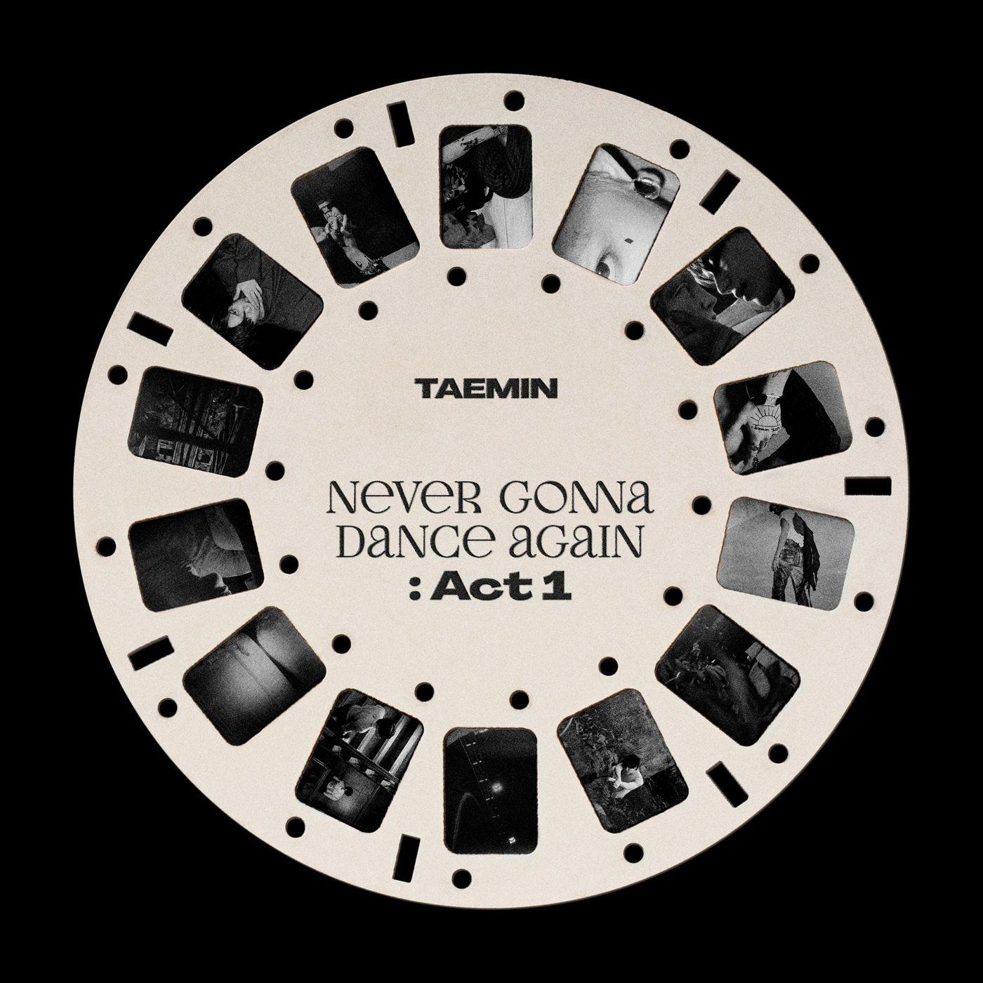 Taemin (태민) – Never Gonna Dance Again : Act 1 [FLAC + MP3 320 / WEB] [2020.09.07]
