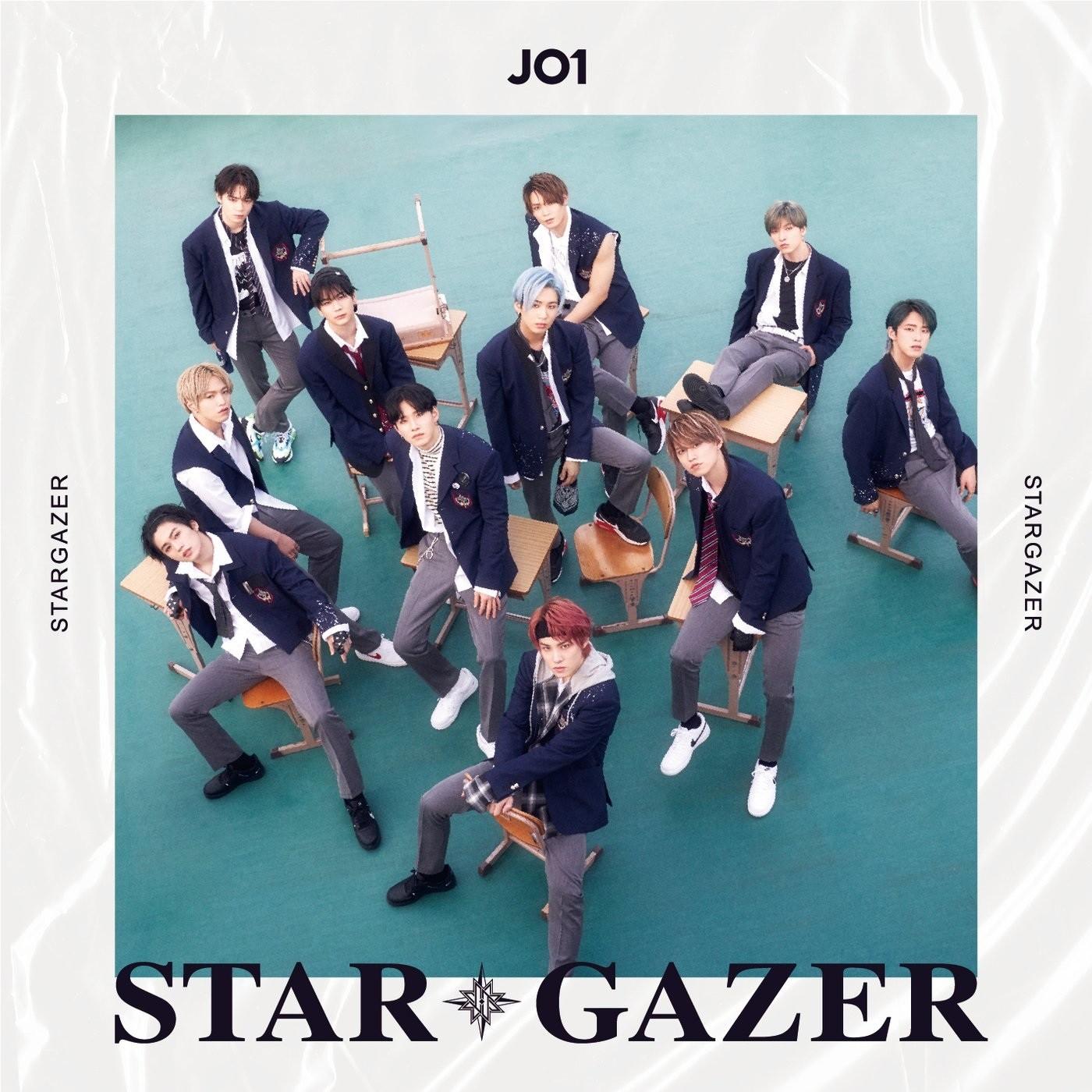 JO1 – STARGAZER [FLAC + MP3 320 / WEB] [2020.08.26]