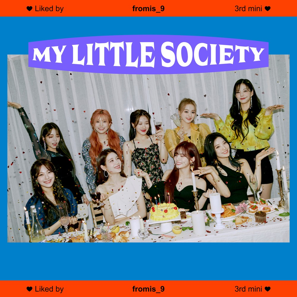 fromis_9 – My Little Society [24bit Lossless + MP3 320 / WEB] [2020.09.16]
