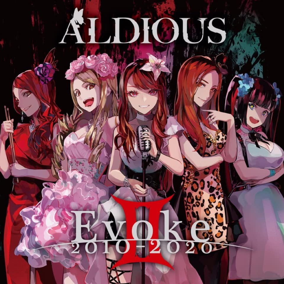 ALDIOUS – Evoke II 2010-2020 [FLAC + MP3 320 / CD] [2020.09.30]