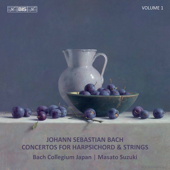 Bach Collegium Japan, Masato Suzuki – Bach Concertos for Harpsichord & Strings Vol.1 [FLAC / 24bit Lossless / WEB] [2020.06.05]