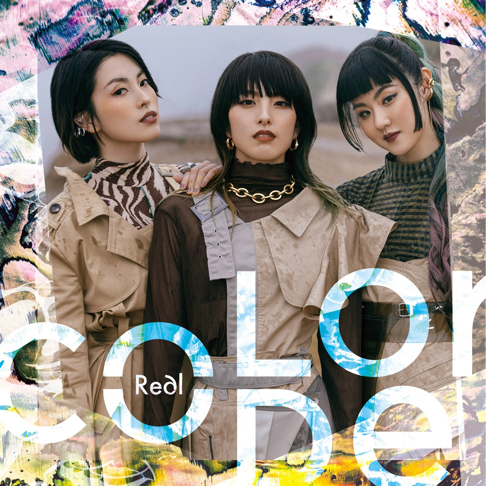 color-code – Real [FLAC / WEB] [2020.09.16]