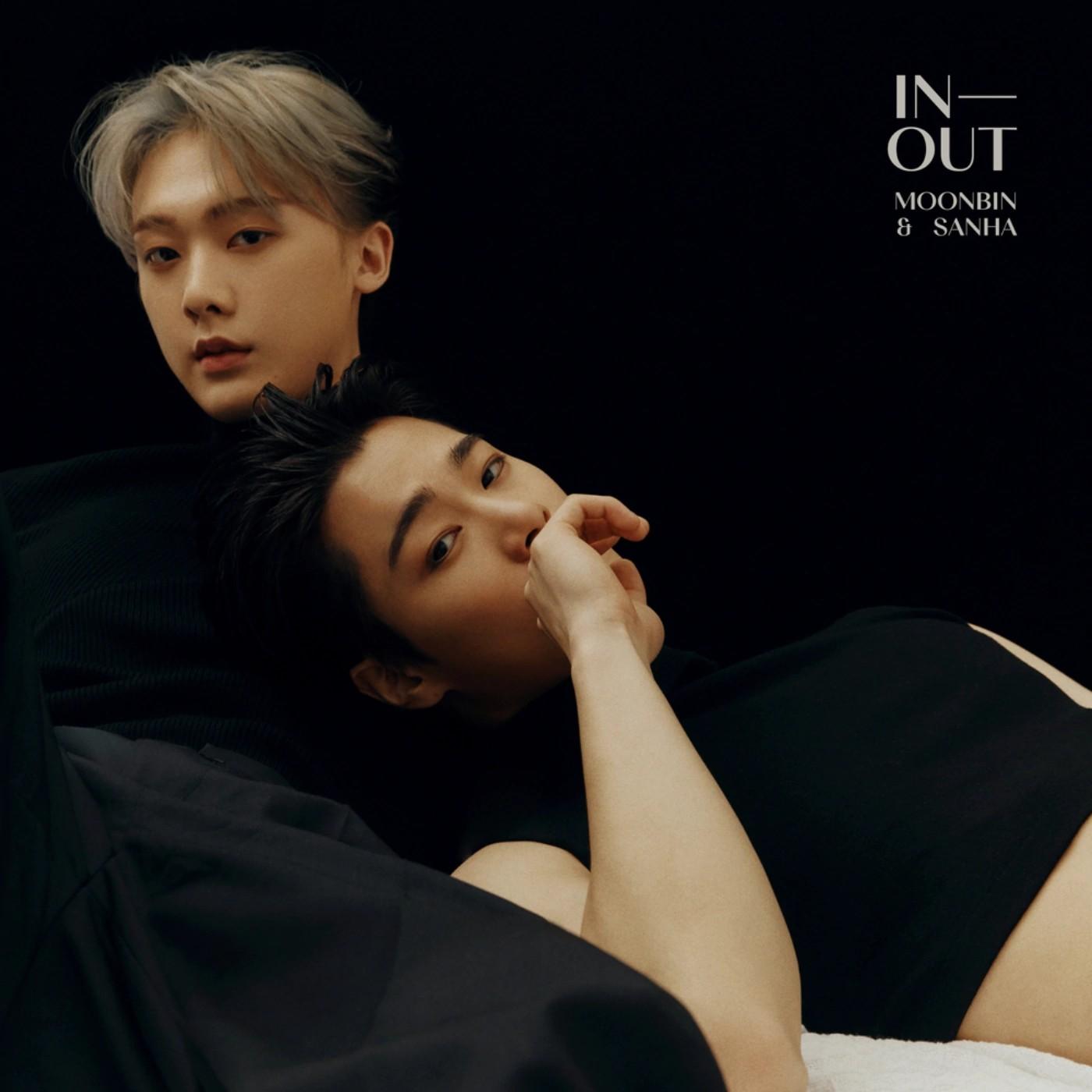 ASTRO – Moonbin & Sanha (아스트로 – 문빈&산하) – In-Out [FLAC / WEB] [2020.09.14]