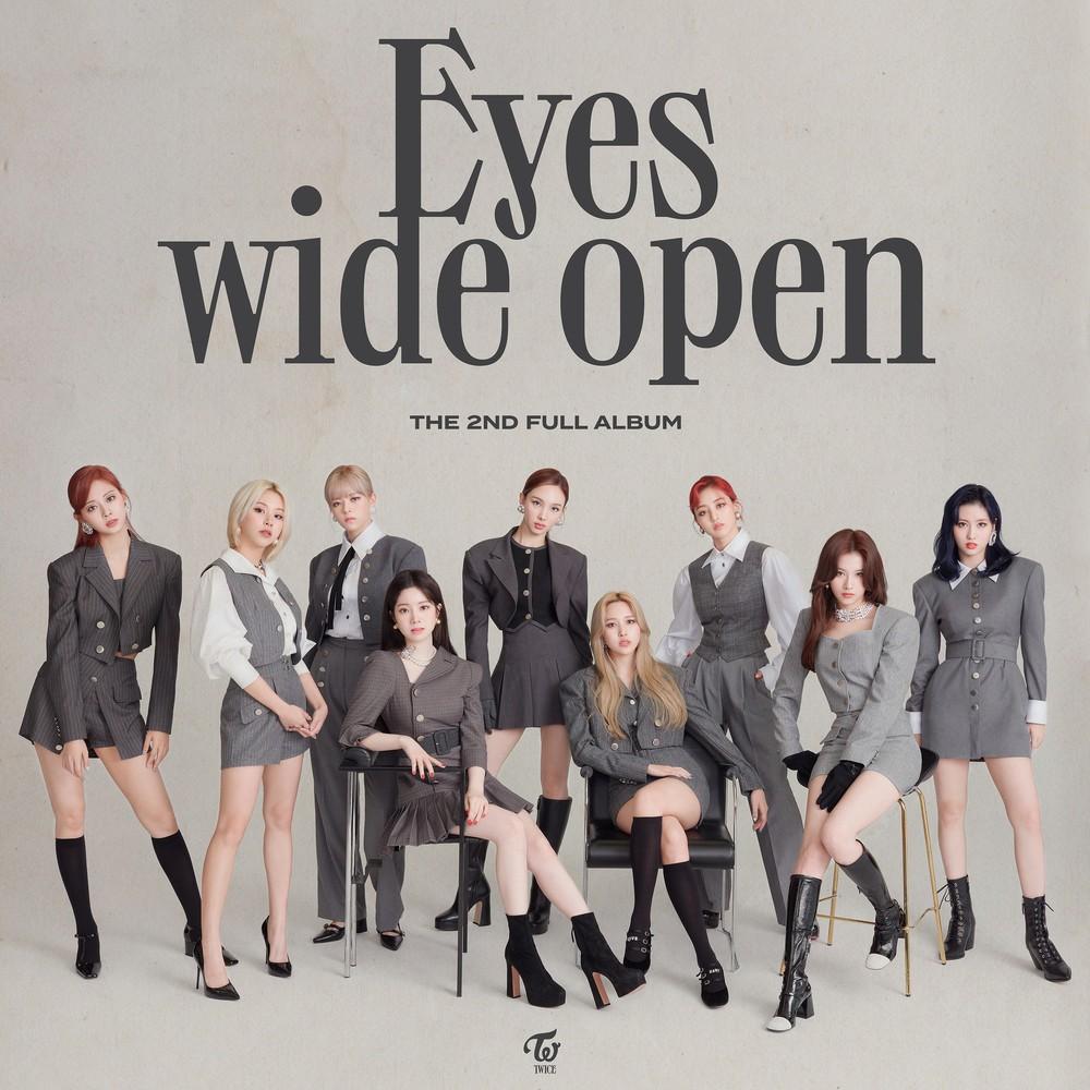 TWICE – Eyes Wide Open [FLAC + MP3 320 / CD] [2020.10.26]