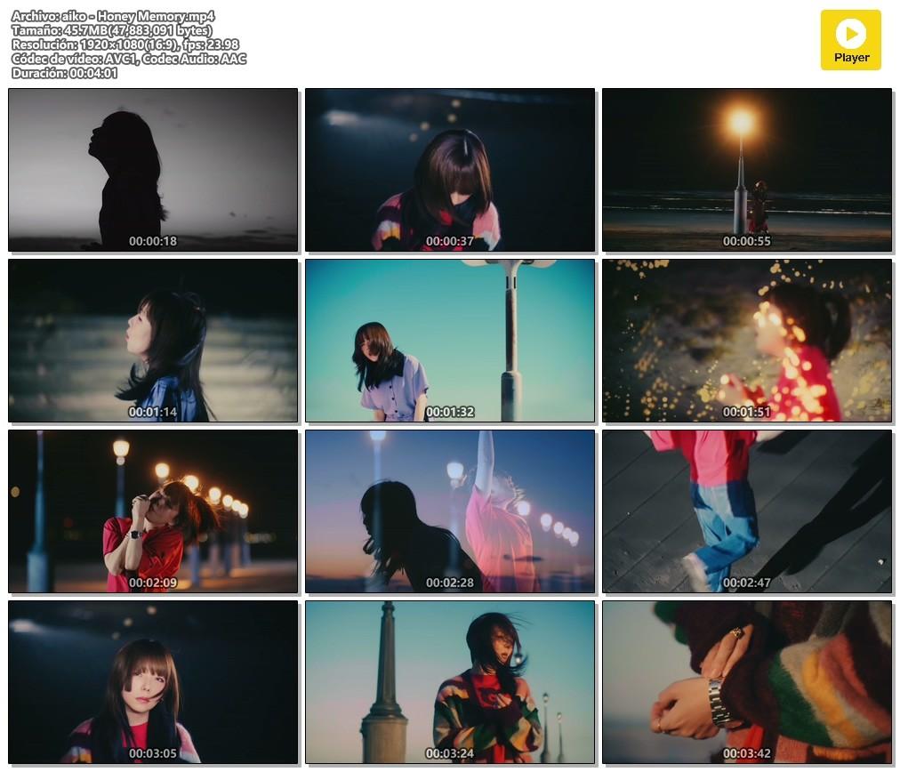 aiko – Honey Memory [MPEG2 / HDTV]  [2020.10.21]