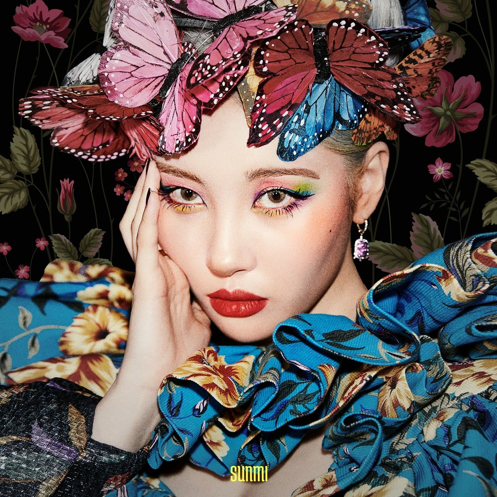 SUNMI (선미) – LALALAY (날라리) [FLAC / 24bit Lossless / WEB] [2019.08.27]