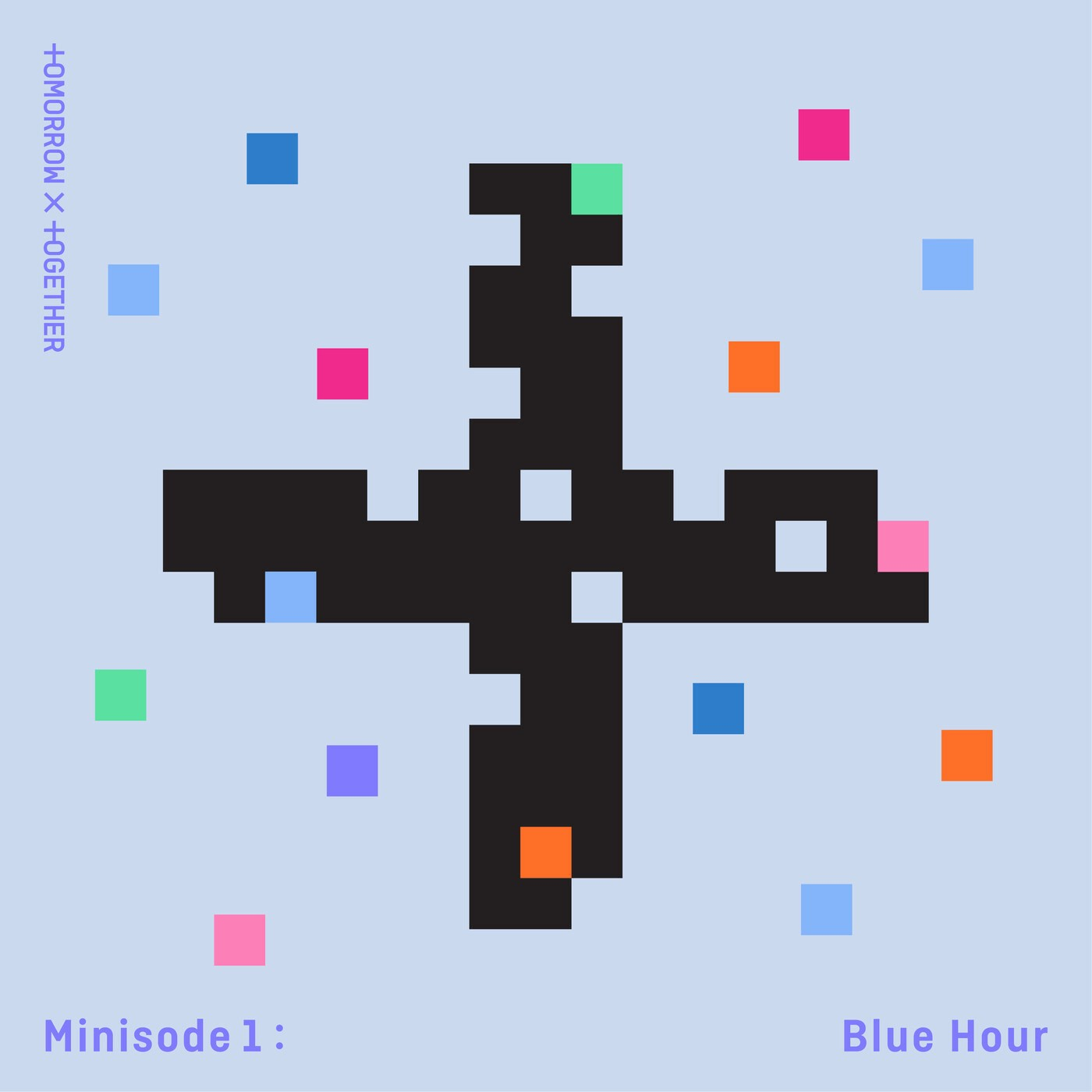 TXT – minisode1 : Blue Hour [24bit Lossless + MP3 320 / WEB] [2020.10.26]