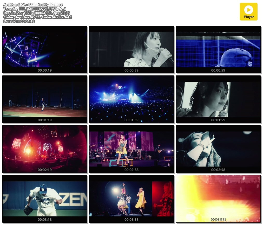 Lisa – マコトシヤカ [MPEG2 / HDTV] [2020.08.24]