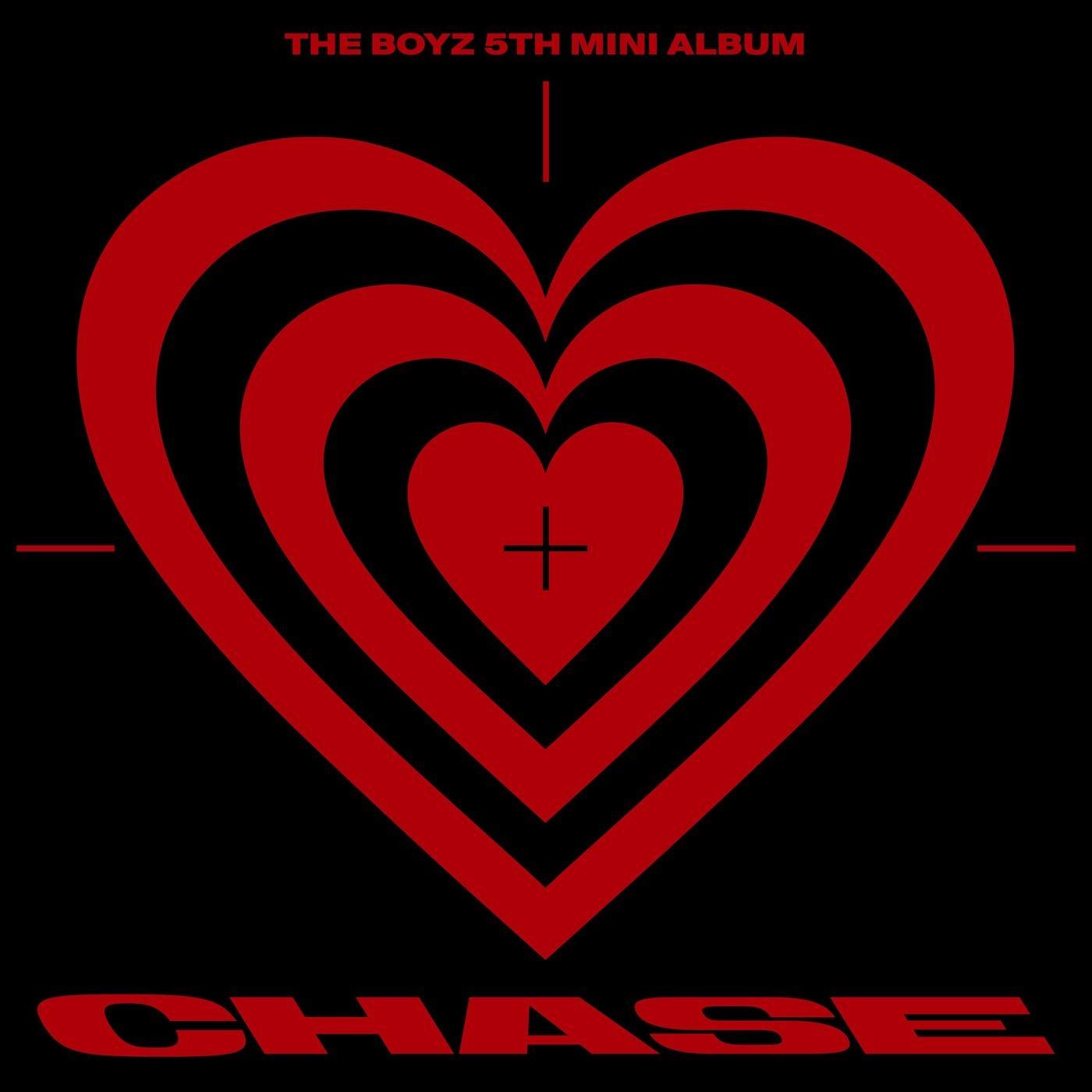 THE BOYZ (더보이즈) – CHASE [FLAC + MP3 320 / WEB] [2020.09.21]