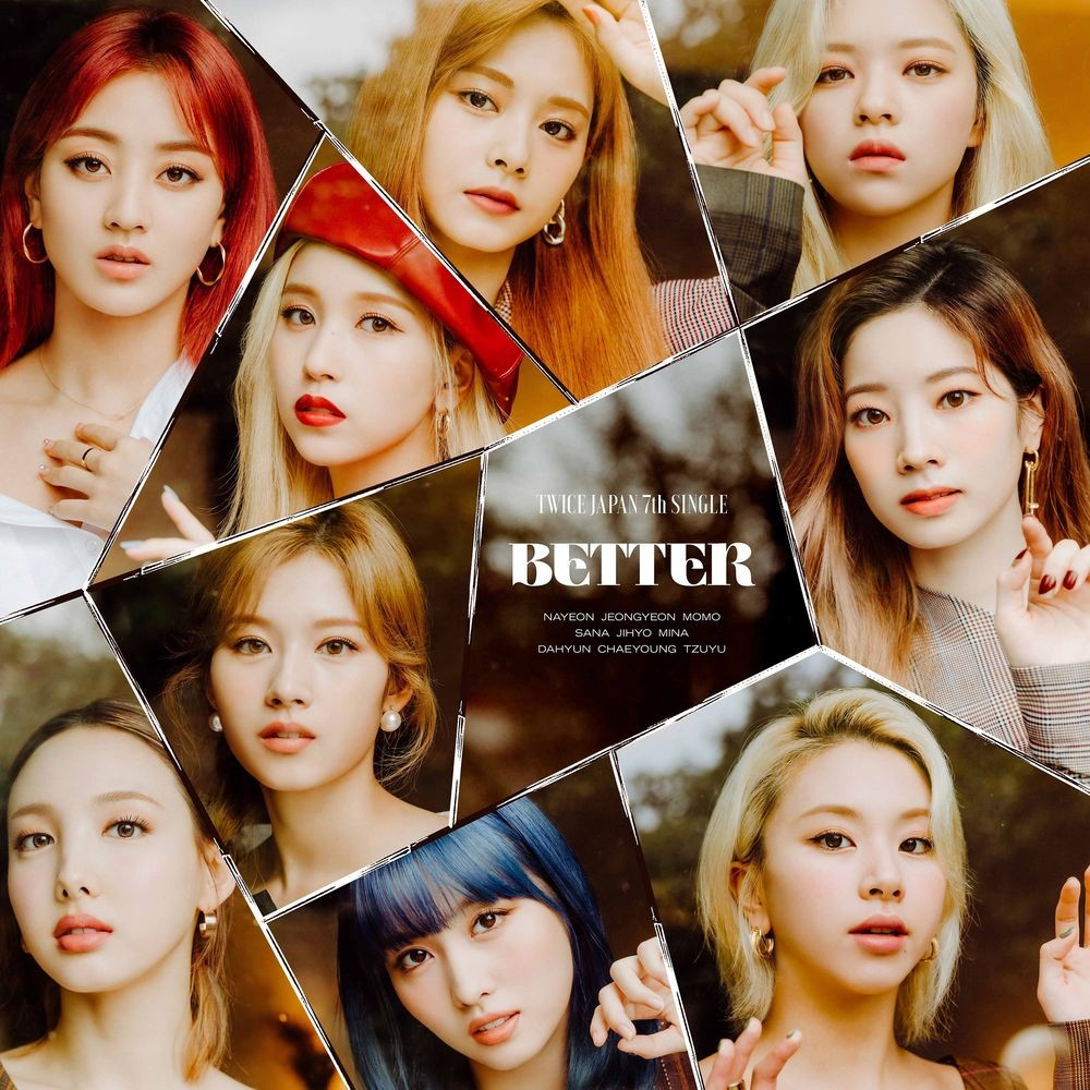 TWICE – BETTER [FLAC+ MP3 320 / CD] [2020.11.18]