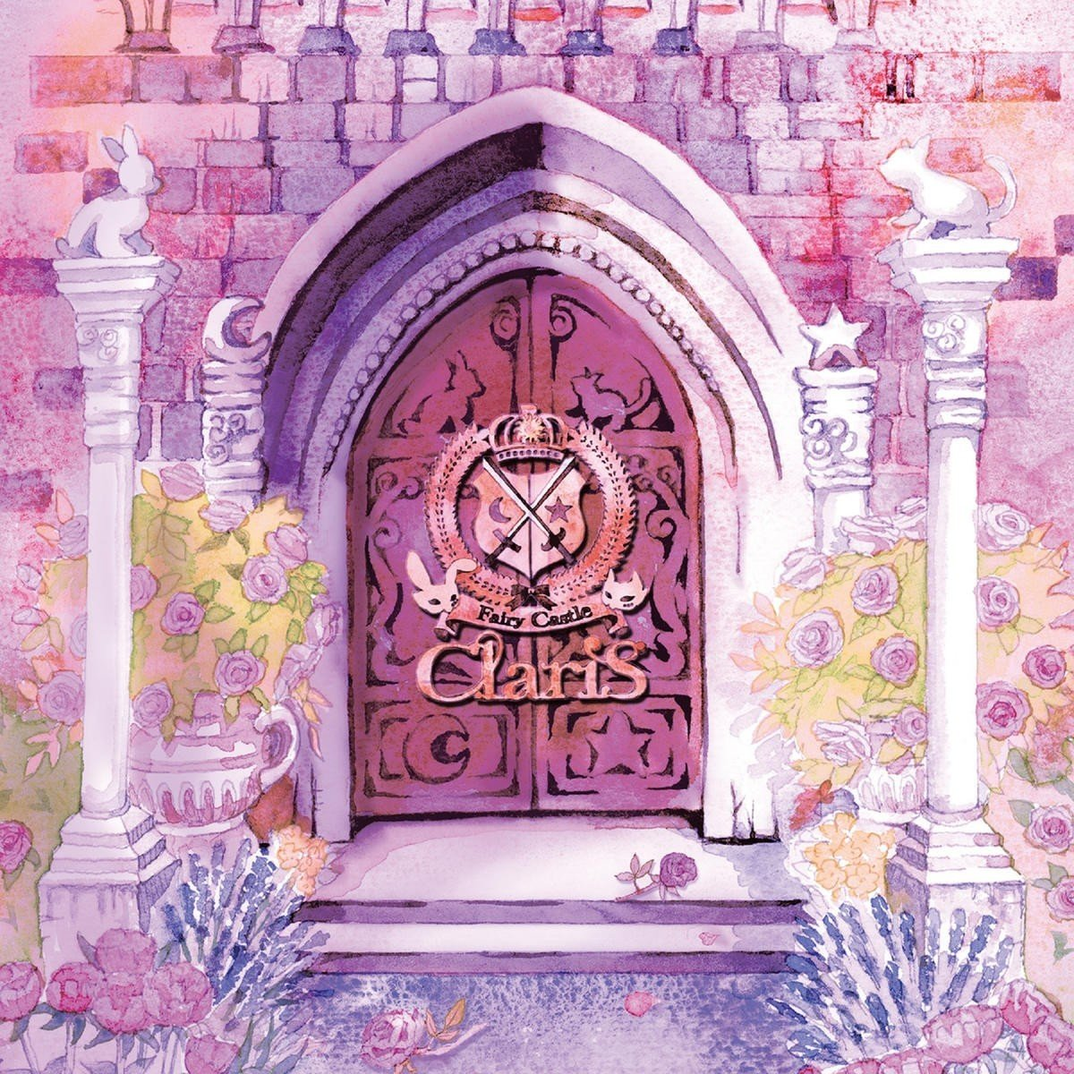 ClariS – Fairy Castle [FLAC / 24bit Lossless / WEB] [2017.01.25]