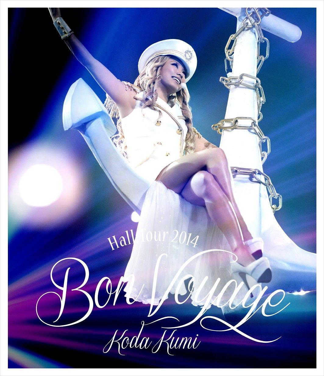 倖田來未 (Koda Kumi) – Koda Kumi Hall Tour 2014 ~Bon Voyage~ (2014) Blu-ray ISO + MKV 1080p
