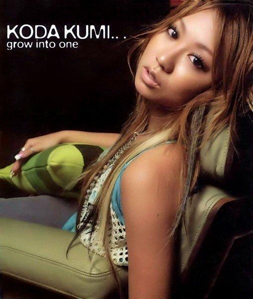 倖田來未 (Koda Kumi) – grow into one [FLAC 24bit/44,1kHz]