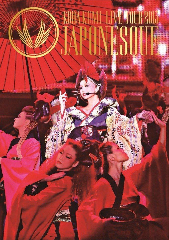 倖田來未 (Koda Kumi) – Koda Kumi Live Tour 2013 ~Japonesque~ (2013) Blu-ray ISO + MKV 720p