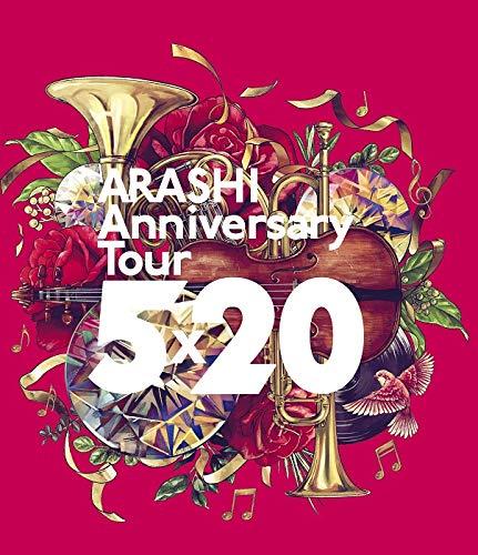 嵐 (Arashi) – Arashi Anniversary Tour 5×20 [MKV 1080p / Blu-ray] [2020.09.30]