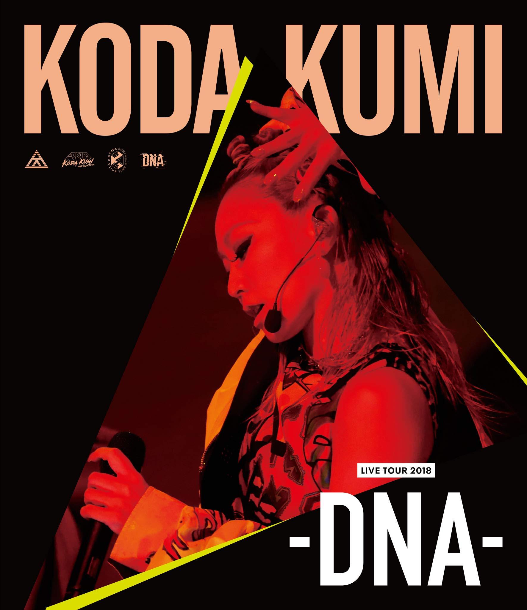 倖田來未 (Koda Kumi) – KODA KUMI LIVE TOUR 2018 – DNA – (2019) Blu-ray ISO + MKV 1080p