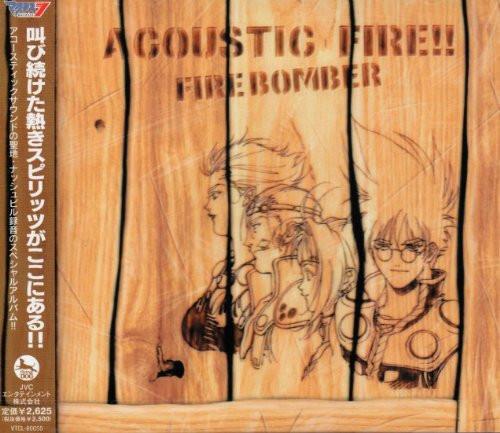 Fire Bomber – マクロス7 ACOUSTIC FIRE !! [Mora FLAC 24bit/96kHz]