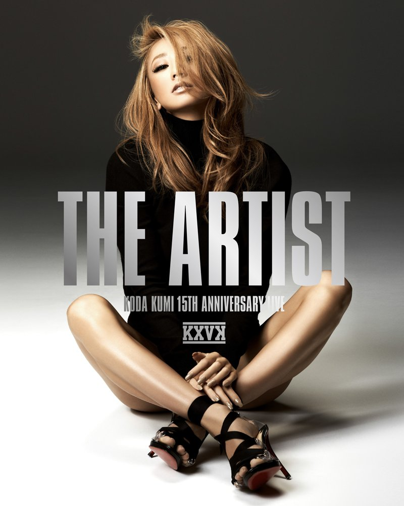 倖田來未 (Koda Kumi) – Koda Kumi 15th Anniversary Live -THE ARTIST- (2016) [Blu-ray ISO + MP4 1080p]
