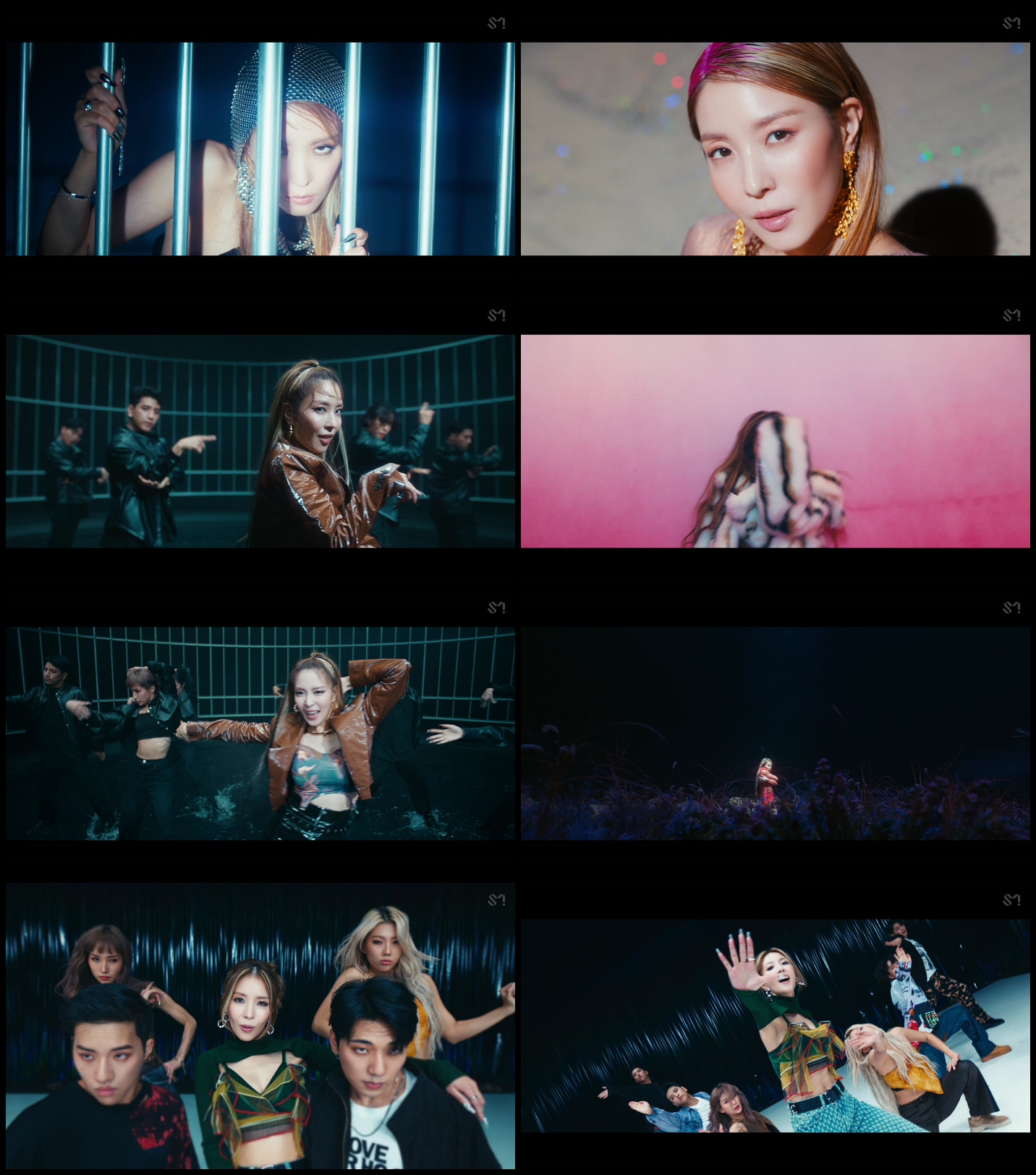 BoA – BETTER [MP4 2160p / WEB / Bugs][2020.12.01]