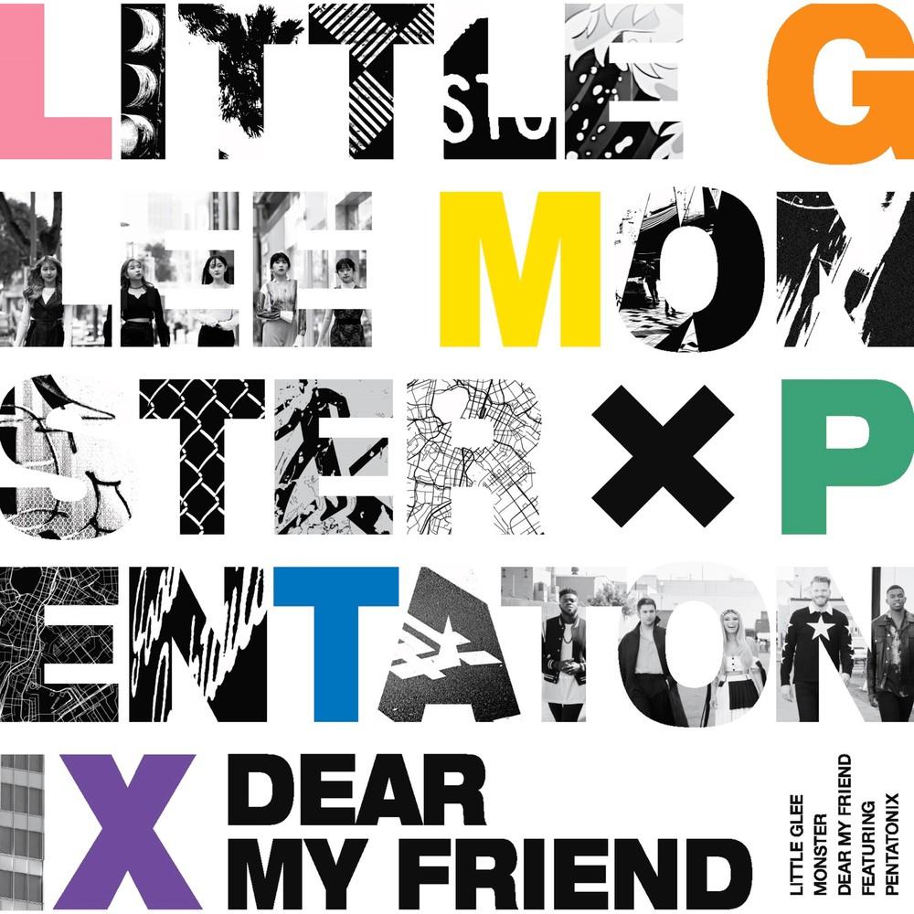 Little Glee Monster – Dear My Friend [FLAC / WEB] [2020.12.16]