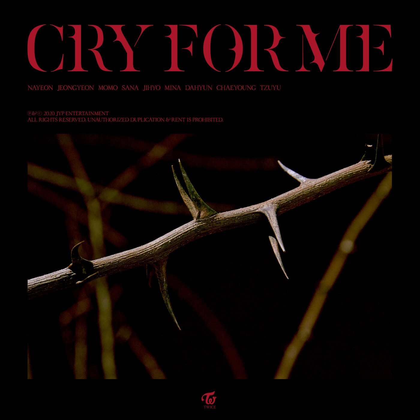 TWICE – CRY FOR ME [FLAC + MP3 320 / WEB] [2020.12.18]