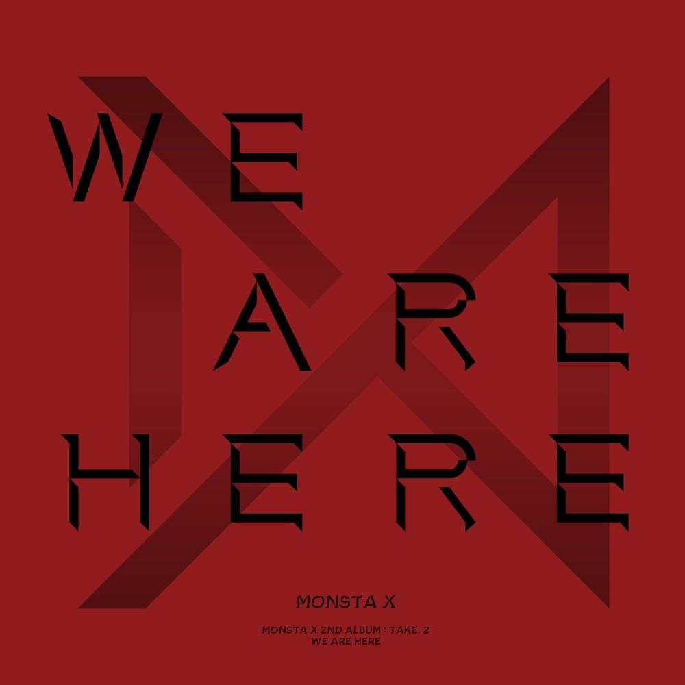 MONSTA X (몬스타엑스) – WE ARE HERE [FLAC / 24bit Lossless / WEB] [2019.02.18]