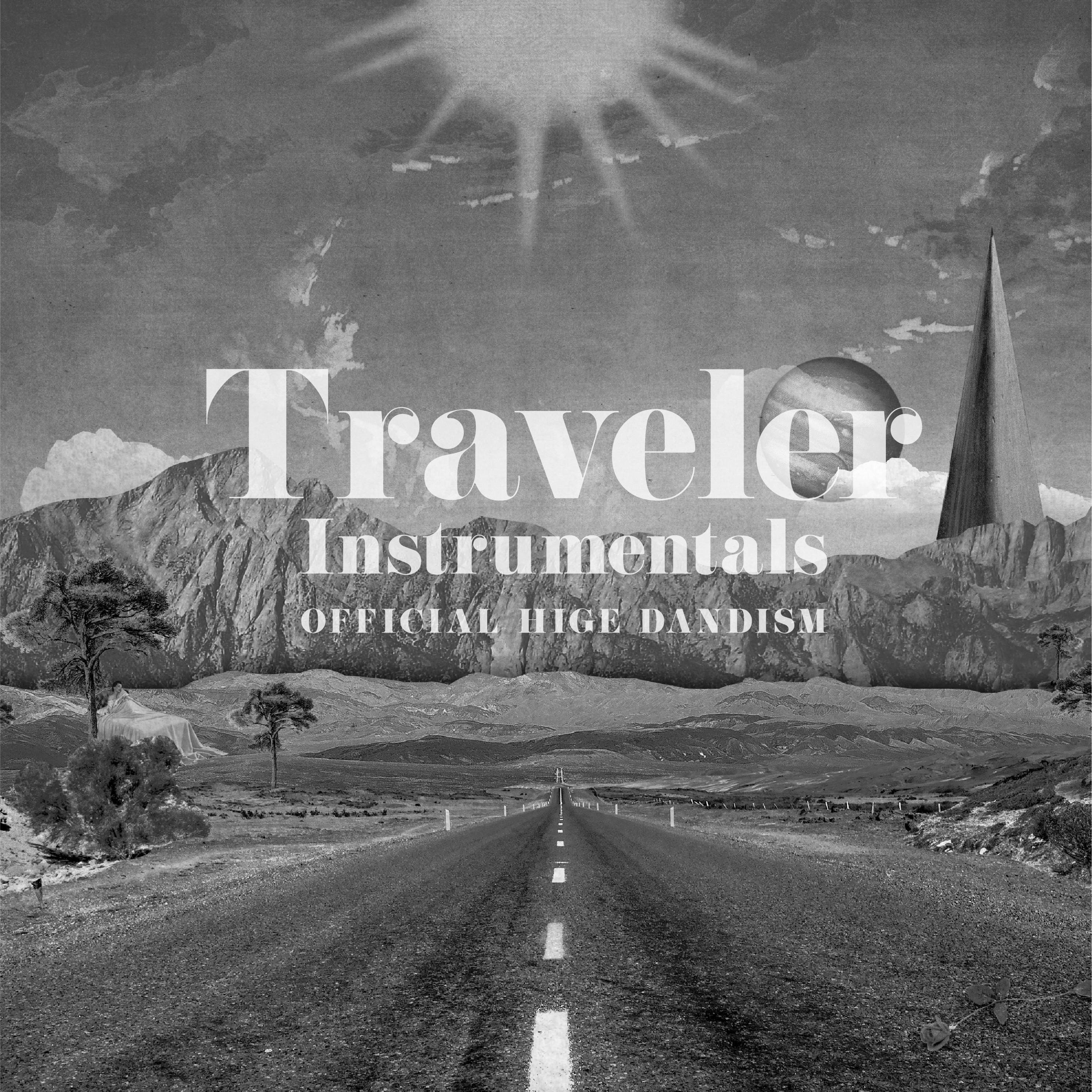 Official髭男dism (Official HIGE DANdism) – Traveler -Instrumentals- [FLAC / 24bit Lossless / WEB] [2020.06.26]