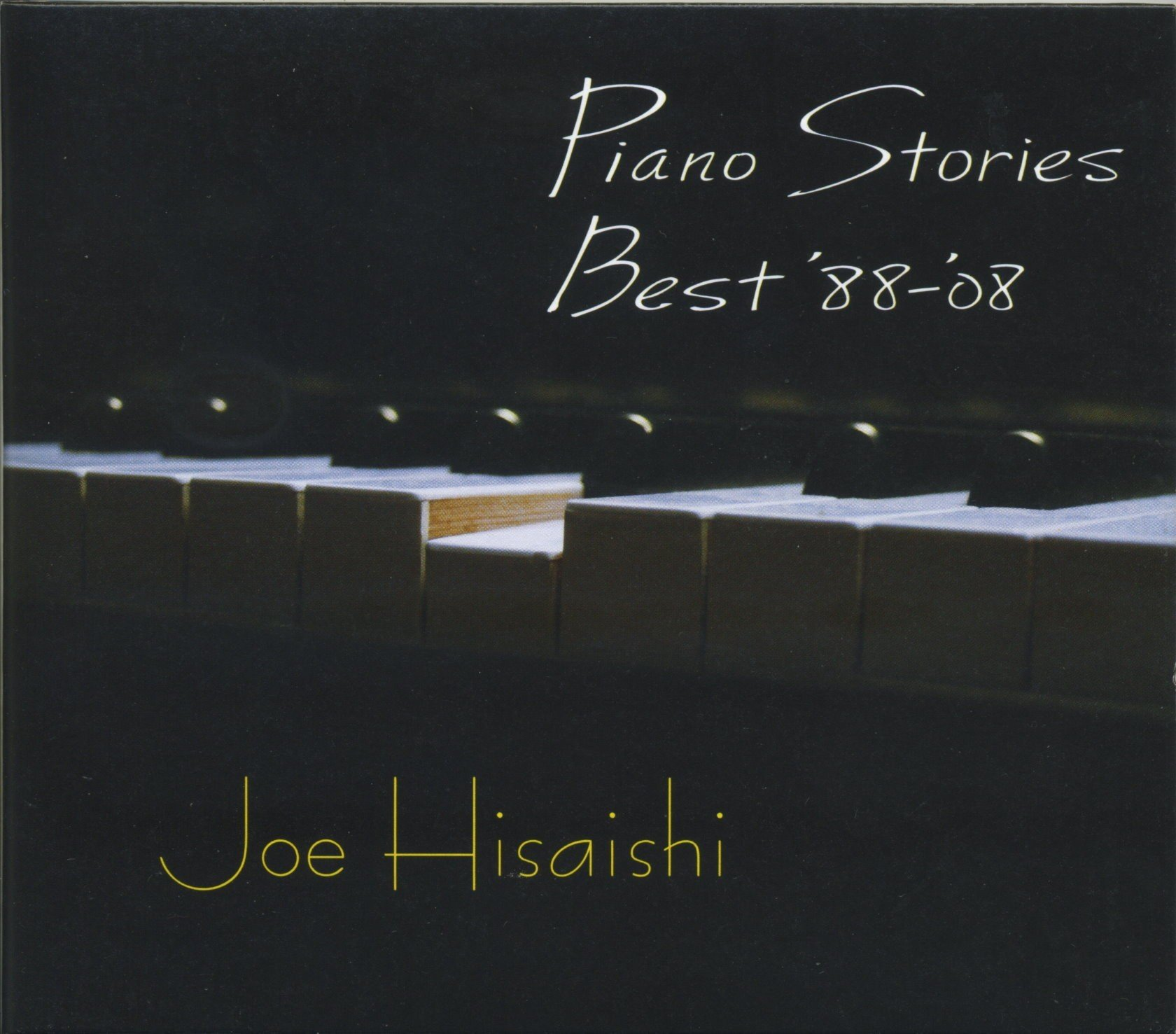久石譲 (Joe Hisaishi) – Piano Stories Best '88-'08 [FLAC / 24bit Lossless / WEB] [2008.04.16]