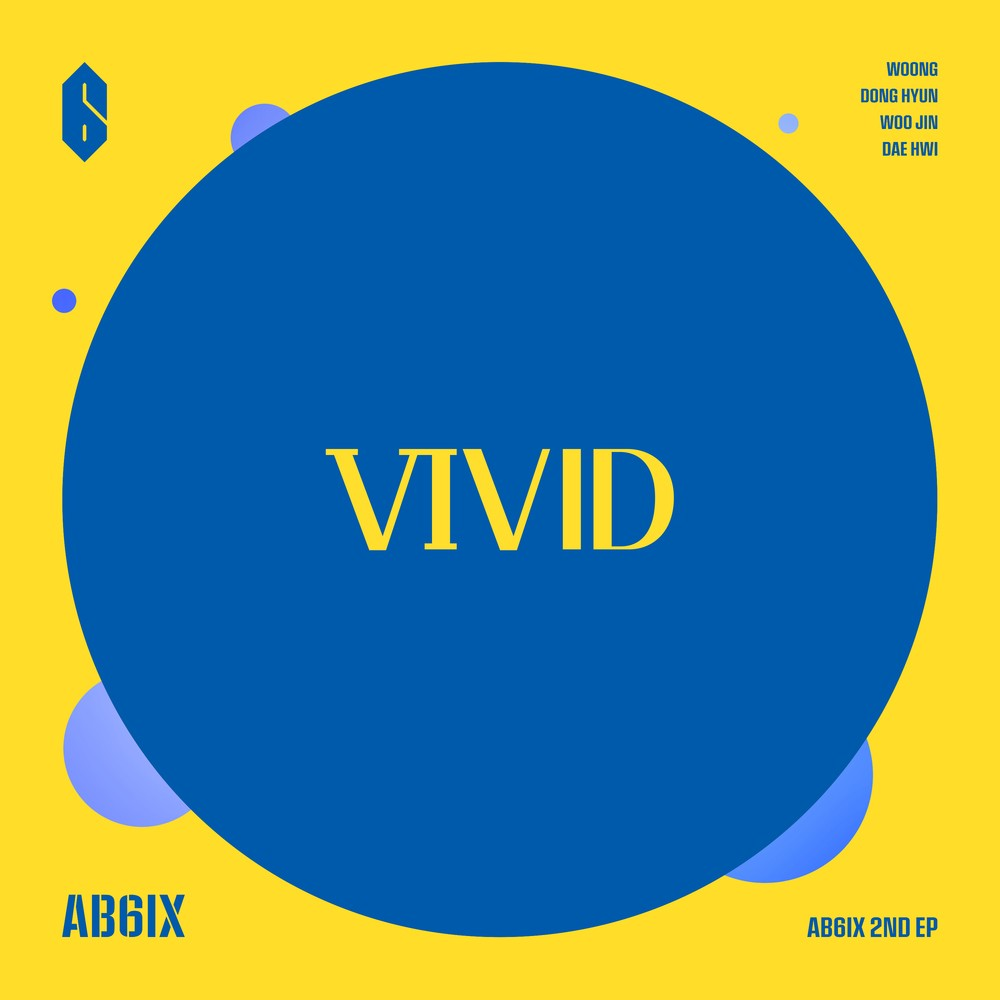 AB6IX (에이비식스) – VIVID [FLAC / 24bit Lossless / WEB] [2020.06.29]