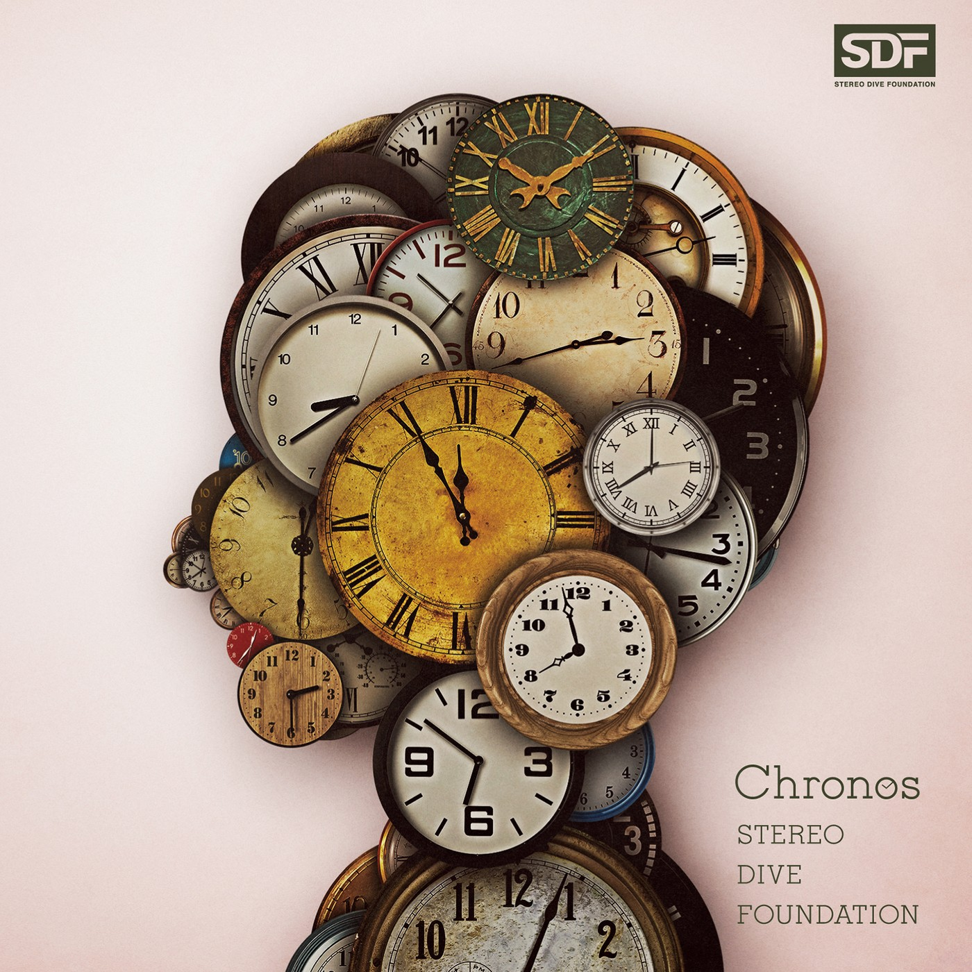 STEREO DIVE FOUNDATION – Chronos [FLAC / 24bit Lossless / WEB] [2019.10.23]