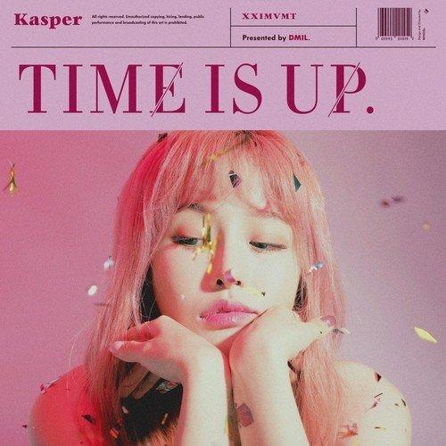 KASPER (캐스퍼) – TIME IS UP [FLAC / 24bit Lossless / WEB] [2018.08.08]