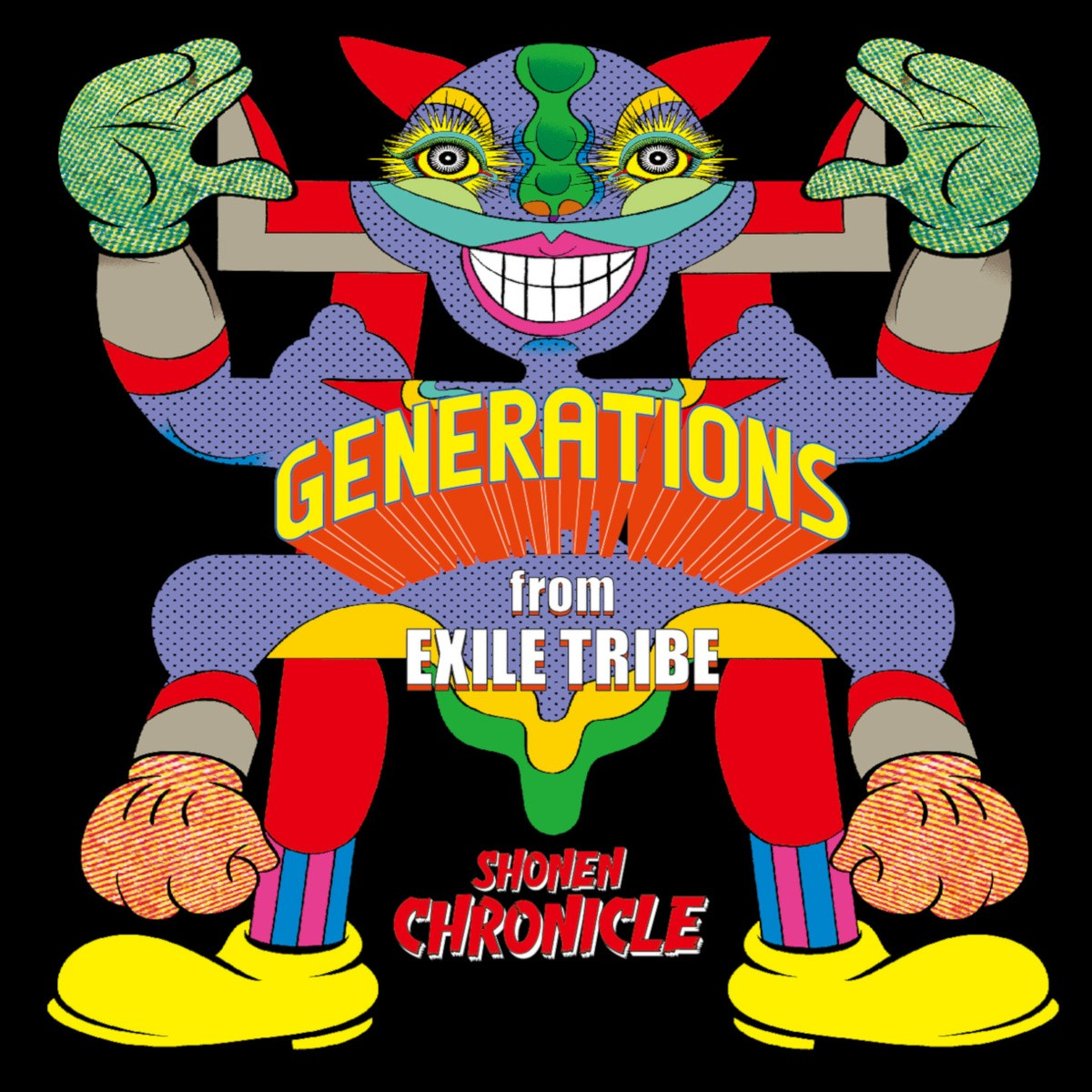 GENERATIONS from EXILE TRIBE – SHONEN CHRONICLE [Mora FLAC 24bit/48kHz]