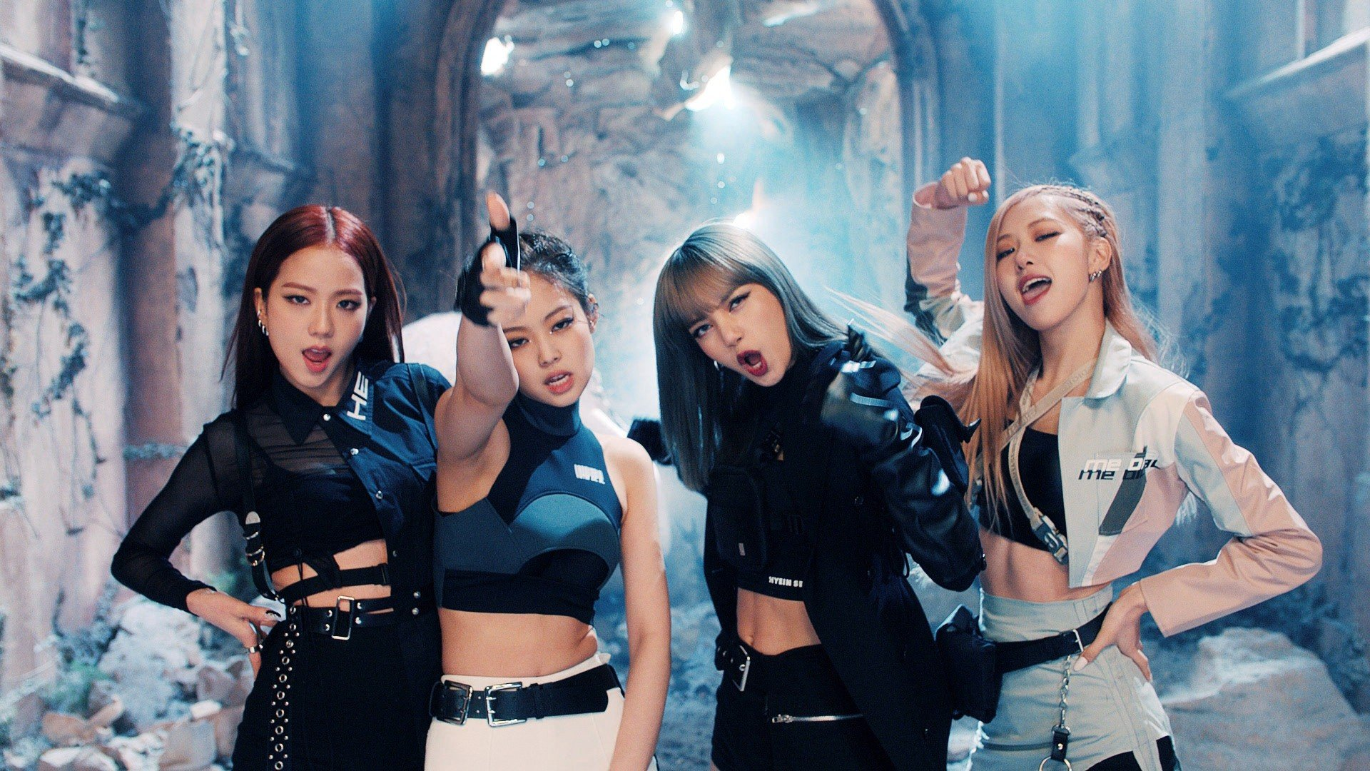 BLACKPINK – KILL THIS LOVE [MP4 1080p / WEB / Master PrRes+Bugs!]  [2019.04.05]