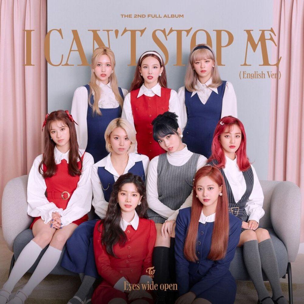 TWICE – I CAN'T STOP ME (English Version) [FLAC + MP3 320 / WEB] [2020.11.30]